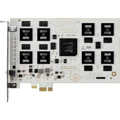 Universal Audio UAD-2 OCTO Core - PCIe DSP Card UAD-2 OCTO