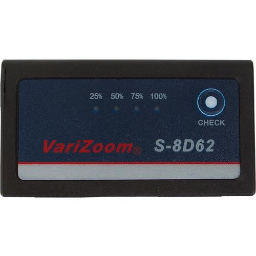 VariZoom S-8D62 7.2V High-Capacity Replacement Battery S-8D62