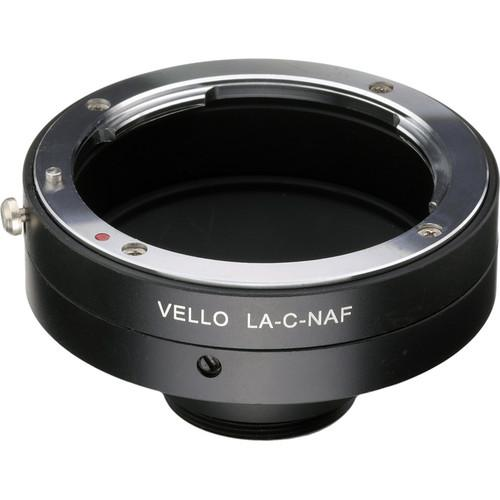 Vello Nikon F Mount AF Lens to C Mount Camera Adapter LA-C-NAF