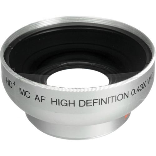 Vivitar 0.45x Wide Angle Lens Attachment for 43mm Filter VIV-43W