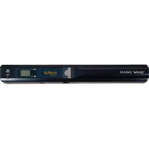 VuPoint Solutions Magic Wand Portable Scanner PDS-ST415-VPS-BX2
