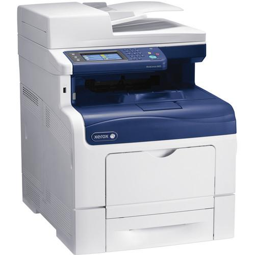 Xerox WorkCentre 6605/DN Network Color All-in-One Laser 6605/DN