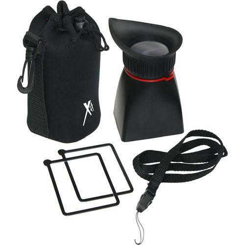 XIT Professional LCD Viewfinder Loupe for 3