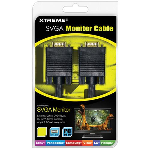 Xtreme Cables  SVGA Monitor Cable - 50' 73750
