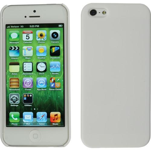 Xuma Snap-on Case for iPhone 5 & 5s (White) CP2-12W