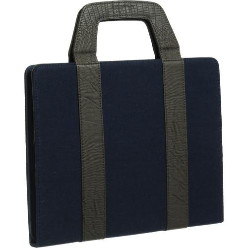 Xuma Tote Portfolio Case for iPad 2nd, 3rd, 4th Gen CTL-112BL