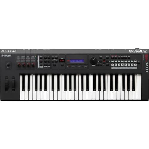 Yamaha MX49 49-Key Music Production Synthesizer MX49