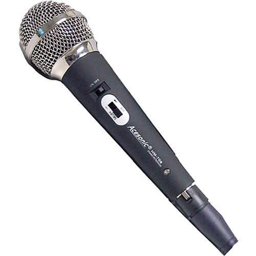 Acesonic USA HM-708 Professional Microphone with Volume HM-708