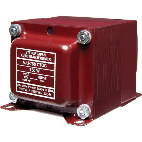 ACUPWR AJU-750 CTOC US to Japan Step Up Transformer AJU-750 CTOC