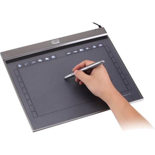 Adesso CyberTablet Z12 Widescreen Graphic Tablet CYBERTABLETZ12