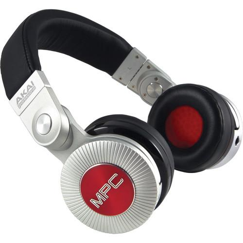 Akai Professional MPC On-Ear Headphones MPC HEADPHONES