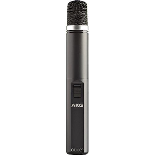 AKG C1000 S High-Performance Small Diaphragm 3354X00010