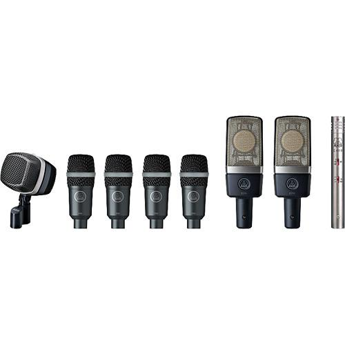 AKG  Drum Premium Microphone Set 2581Z00140