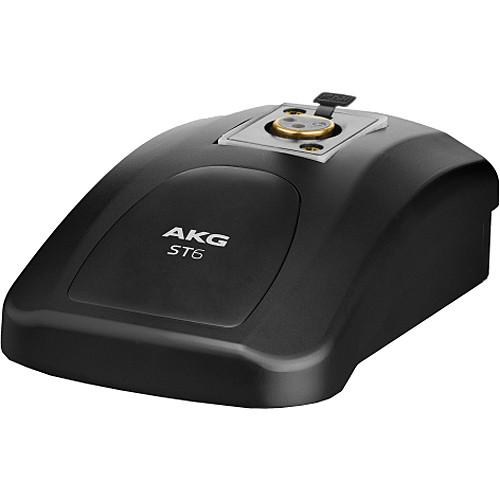 AKG ST6 Professional Tabletop Stand for 3-Pin XLR 2966H00040