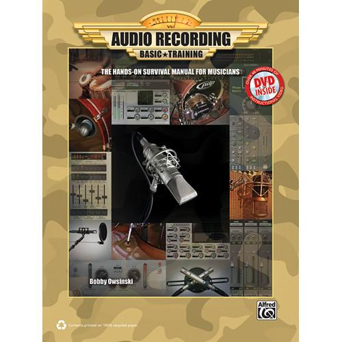 ALFRED Book: Audio Recording Basic Training 00-38882