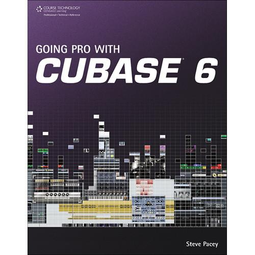 ALFRED Book: Going Pro with Cubase 6 54-1435460022
