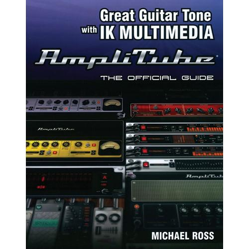ALFRED Book: Great Guitar Tone with IK Multimedia 54-1435458427