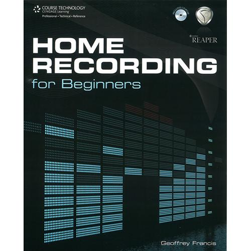 ALFRED Book: Home Recording for Beginners 54-1598638815