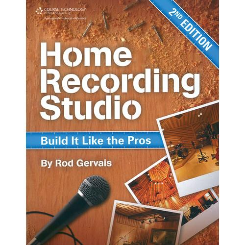 ALFRED Book: Home Recording Studio, 2nd ed. 54-143545717X