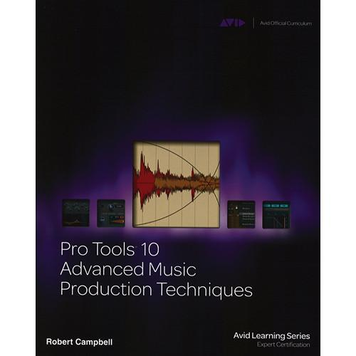 ALFRED Book: Pro Tools 10 Advanced Music 54-1133728006