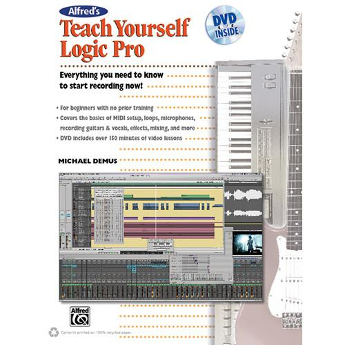 ALFRED Book: Teach Yourself Logic Pro/Express 00-34358