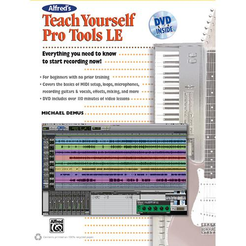 ALFRED Book: Teach Yourself Pro Tools LE 00-34361