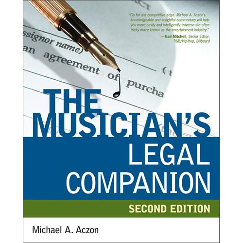 ALFRED Book: The Musician's Legal Companion, 2nd 54-1598635077