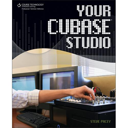 ALFRED  Book: Your Cubase Studio 54-1598634526