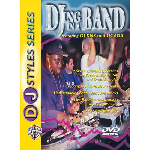 ALFRED DVD: DJ Styles Series: DJing in a Band 00-904924