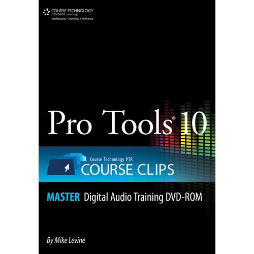 ALFRED DVD: Pro Tools 10: Course Clips 54-1133732569