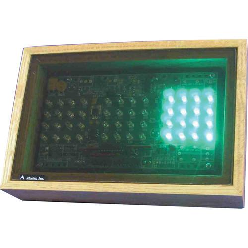 alzatex RYG200A_OAK Green-Yellow-Red Display with 2 RYG200A_OAK