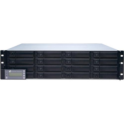 American Dynamics External 32 TB iSCSI Video ADERS2R3200L2R5