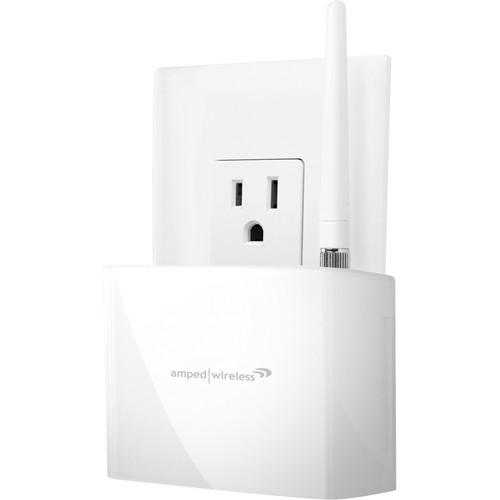 Amped Wireless REC10 600mW Compact Wi-Fi Range Extender REC10