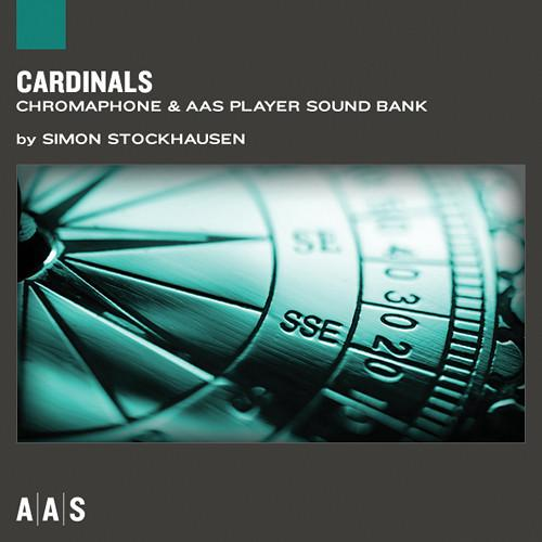 Applied Acoustics Systems Cardinals Sound Bank and AAS AAS-CARD