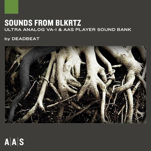 Applied Acoustics Systems Sounds from BLKRTZ AAS-BKZ