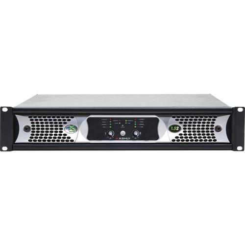 Ashly NX1.52 Programmable Output Power Amplifier NX1.52