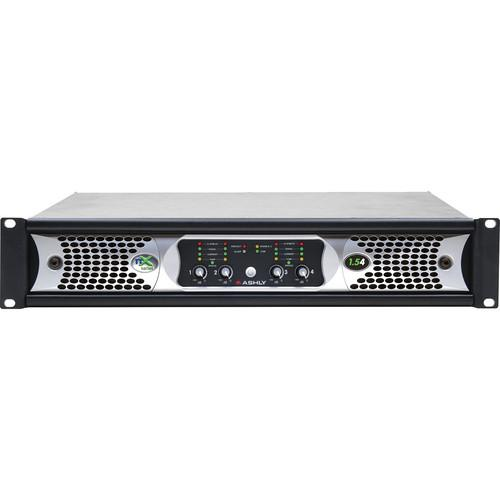 Ashly NX1.54 Programmable Output Power Amplifier NX1.54