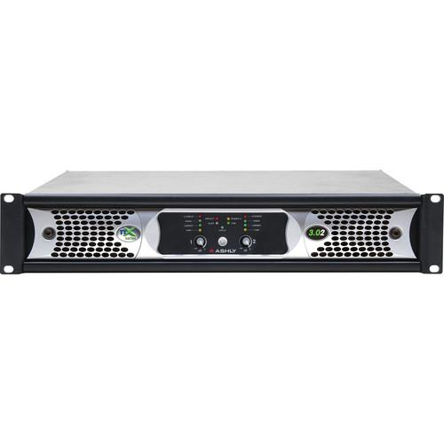 Ashly NX3.02 Programmable Output Power Amplifier NX3.02