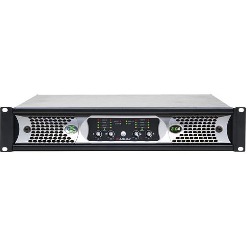 Ashly NX3.04 Programmable Output Power Amplifier NX3.04