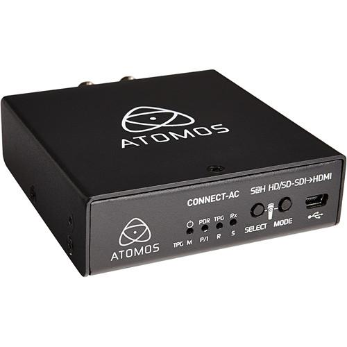 Atomos Connect-AC S2H Converter with AC Cable ATOMACS001