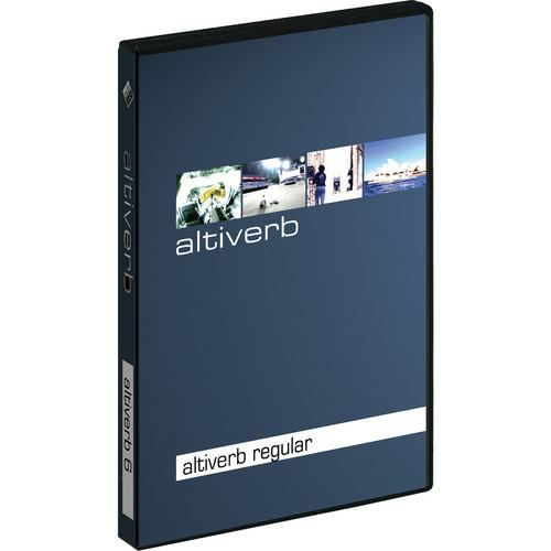 Audio Ease Altiverb 7 - Convolution Reverb Plug-In Software AV