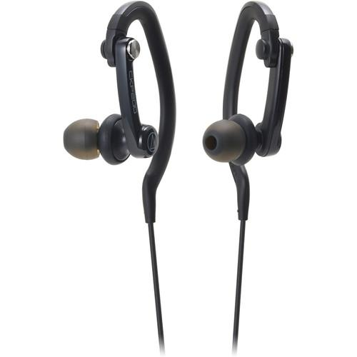 Audio-Technica ATH-CKP200 SonicSport In-Ear ATH-CKP200BK