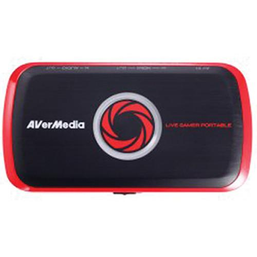 AVerMedia Live Gamer Portable 1080p Game Recorder C875