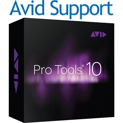 Avid Expert Advantage Support Plan for Non-HD 0540-30241-06