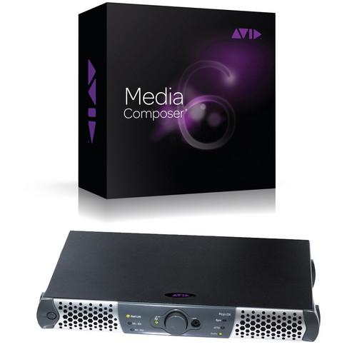 Avid MC 7 Interplay Edition with Mojo DX & 9935-65494-02