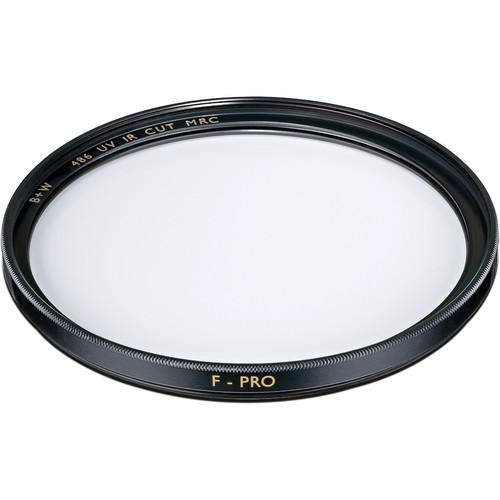 B W  105mm UV/IR Cut 486M MRC Filter 66-1070173