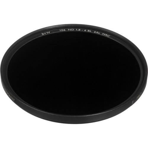 B W  Series 8 1.8 ND MRC 106M Filter 66-1070638
