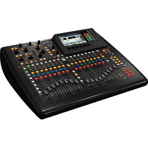 Behringer X32 Compact 40-Input, 25-Bus Digital X-32 COMPACT