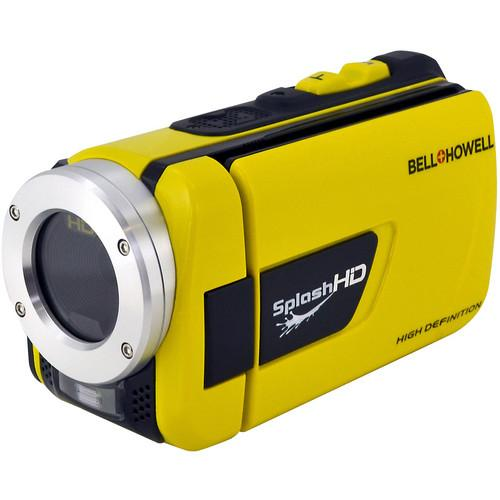 Bell & Howell WV30HD SplashHD Waterproof Camcorder WV30HD-Y