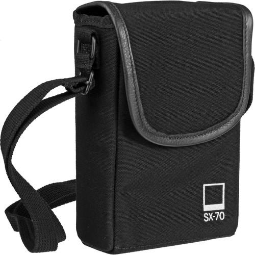 Black Label Bag SX-70 Polaroid Two Compartment Pouch BLB 108